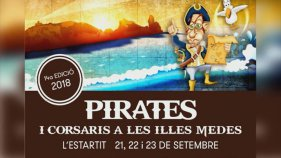 14ª Fira de Pirates i Corsaris de l'Estartit