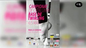 Campionat de Twirling 2019 - Primera Part