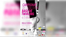 Campionat de Twirling 2019 - Tercera Part