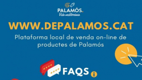 Depalamos.cat, primer mercat exclusivament local de venda online