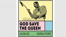 God Save the Queen torna al Festival Porta Ferrada