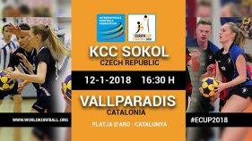 KCC SOKOL - Vallparadis
