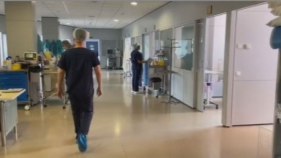L'Hospital de Palamós té infraestructura per un possible rebrot però no suficient personal