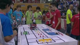 Dos equips platjarencs es classifiquen per la final de la World Robot Olympiad