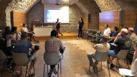 Primer 'speed dating' laboral a Torroella de Montgrí