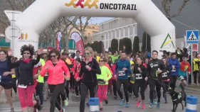 Uns 600 participants a la Run4Cancer Palafrugell