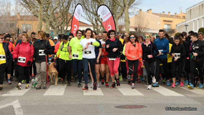 La Run4cancer 2019 recapta 32.000 euros a l'Oncolliga