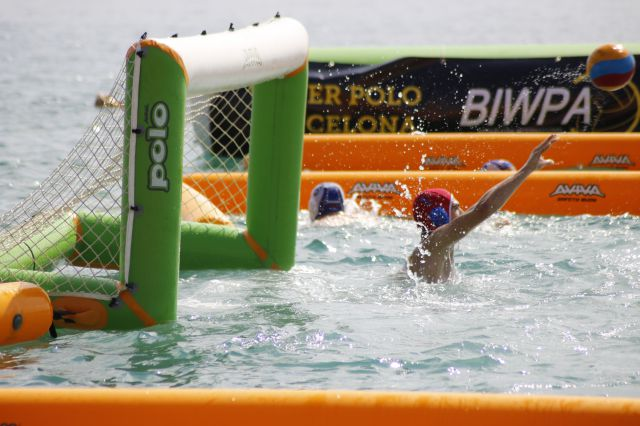 Més de vint equips inscrits al BeachWater Polo Costa Brava